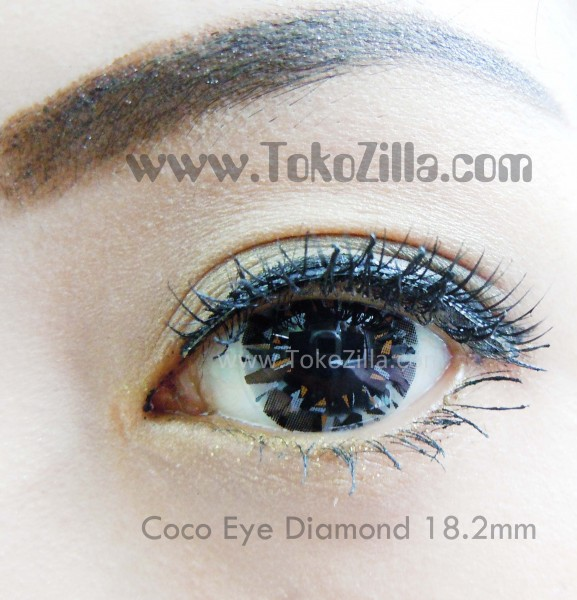 detail coco eye diamond grey