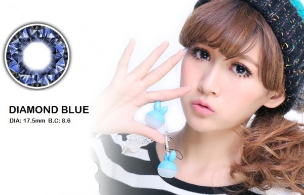 barbie diamond blue