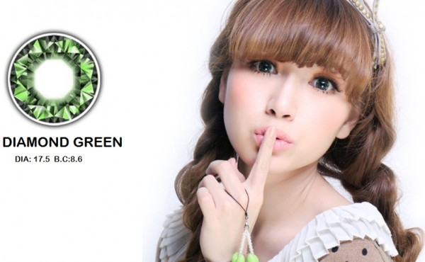 barbie diamond green 2