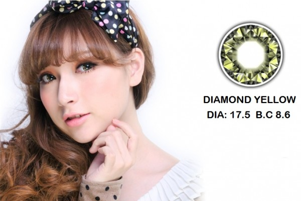 barbie diamond yellow 2