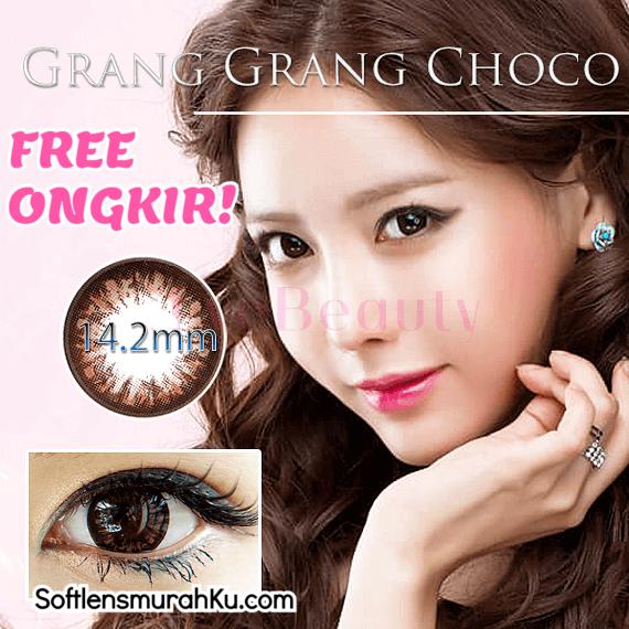 softlens silinder geo toric hc-246 grang-grang brown