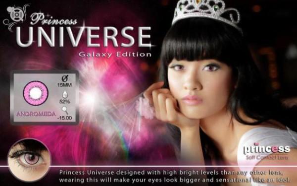 Princess Universe Andromeda