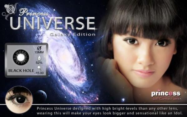 Princess Universe Black Hole