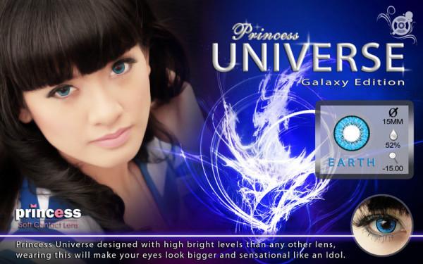 Princess Universe Earth