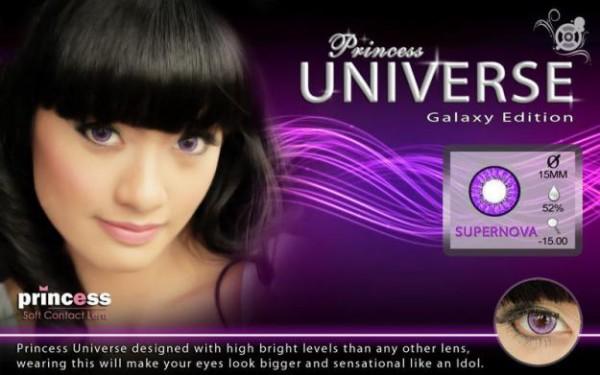 Princess Universe supernova