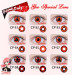 Softlens Anime Sharingan 14.2mm