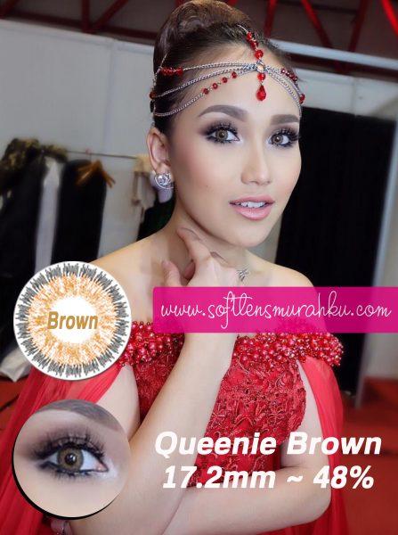 ayutingting using queenie brown