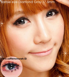 Softlens Barbie Eye Diamond 17.5mm