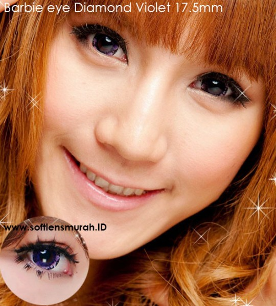 barbie diamond violet