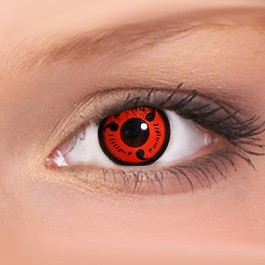 softlens anime sharingan