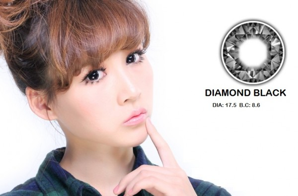 barbie diamond black