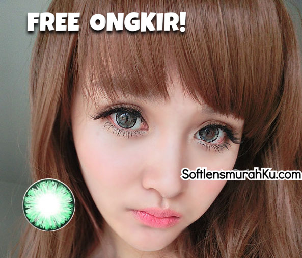 softlens diva soul green