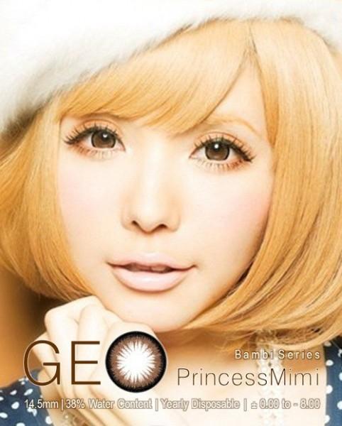 geo princess mimi almond