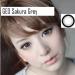 Softlens Geo Sakura 15mm