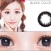 Softlens Geo Hyper Black (XCK-105) 14.5mm