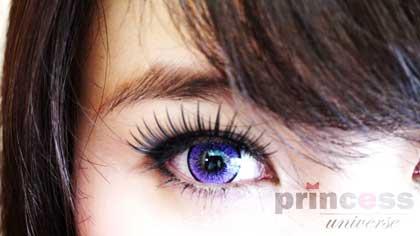 softlens princess universe violet