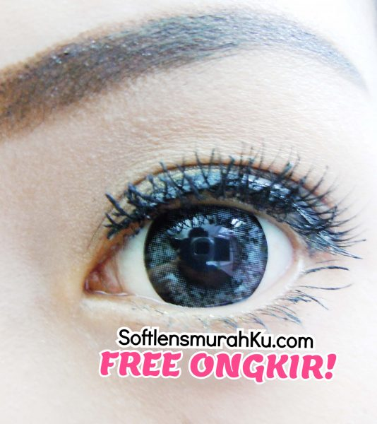 softlens aimu medusa grey