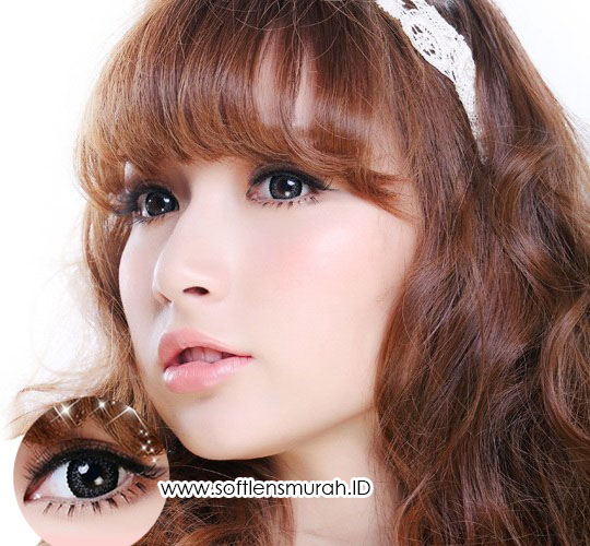 softlens barbie princess lace grey 2