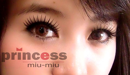 princess miu miu honey detail