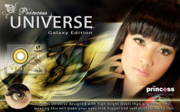 princess universe venus