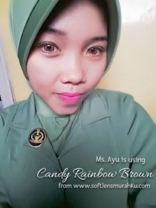 review candy rainbow brown sis ayu
