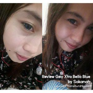 review geo xtra bella blue sis sokanah 3