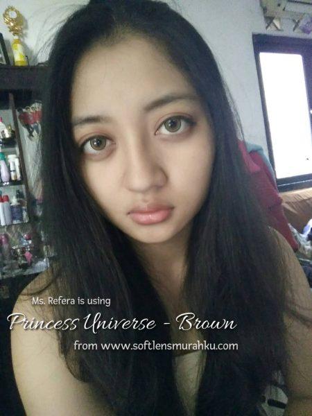 review princess universe brown sis refera