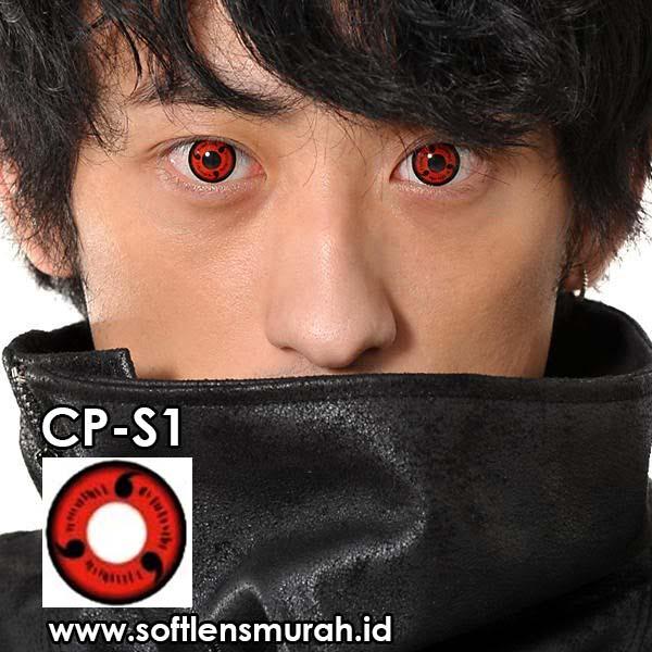 softlens sharingan animasi uchiha sasuke dan itachi cp-s1
