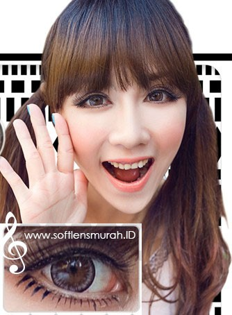 summer doll softlens grey