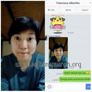 testimoni toric silinder circle black by francisca