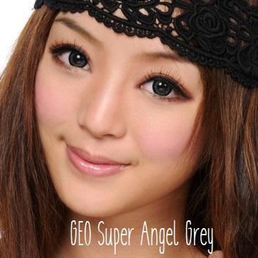 softlens geo super angel grey xcm-215