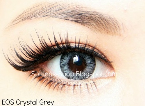 softlens eos crystal gray