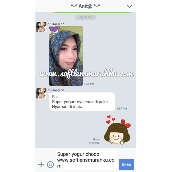 testimoni super yogurt sis anita