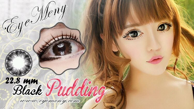 eyemeny pudding black 3