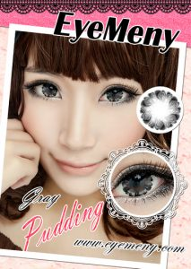 Softlens Eyemeny Pudding 22.8mm
