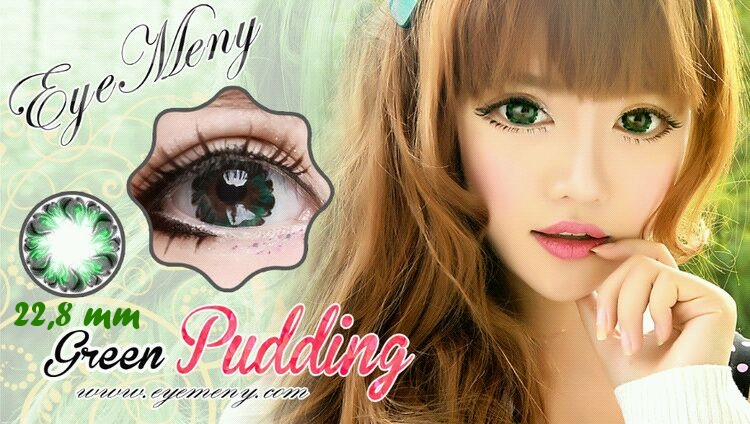 eyemeny pudding green 3