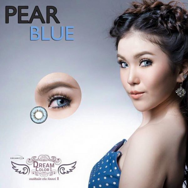 Dreamcon pear golden blue