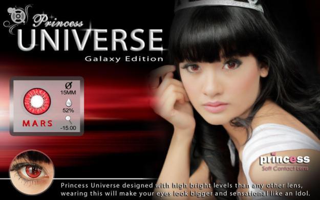 Princess Universe Mars