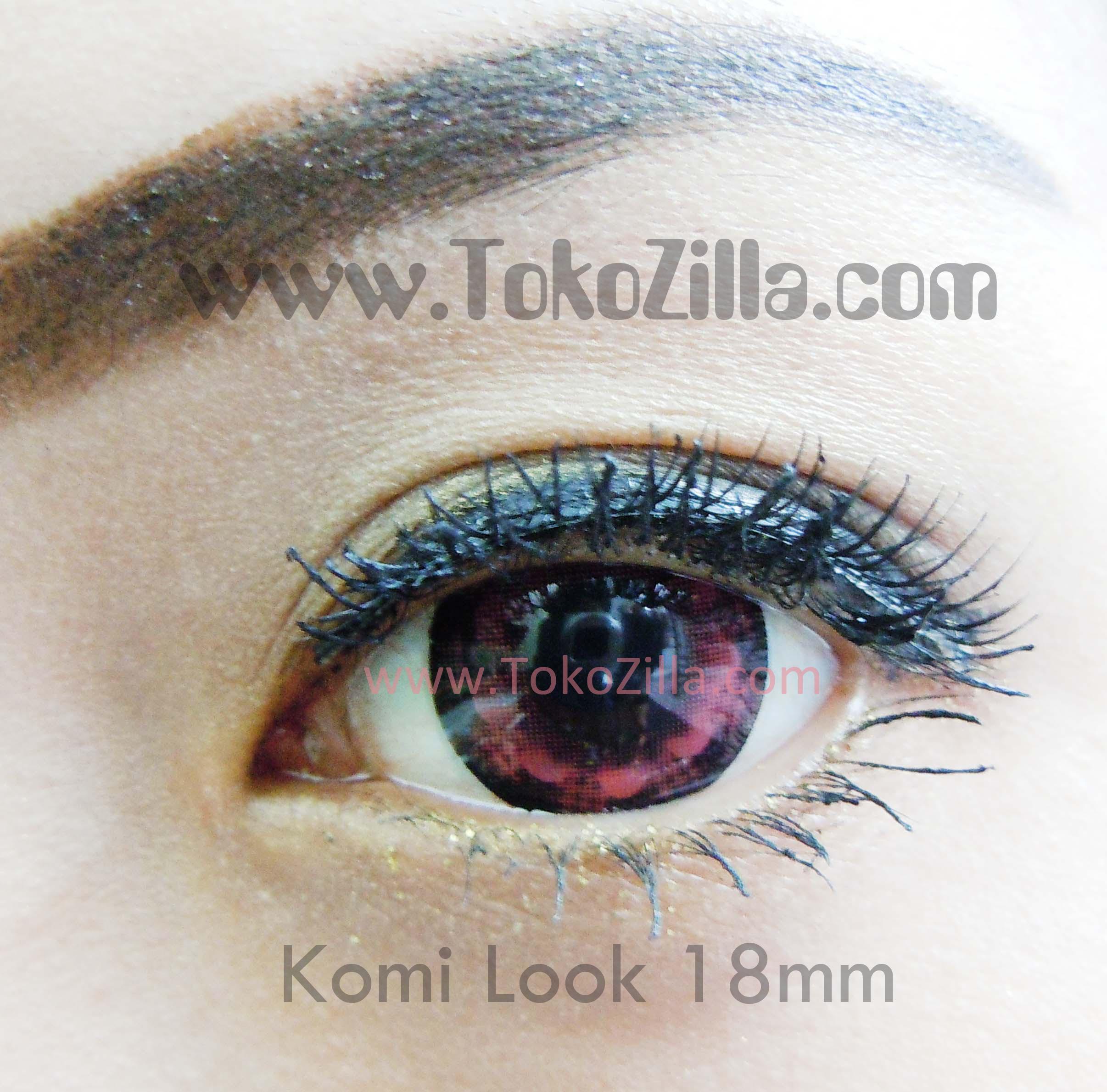komi look 18mm_pink