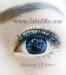 Softlens Biru (Blue)
