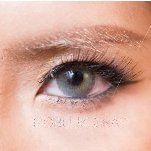 Softlens Abu Abu (Grey)