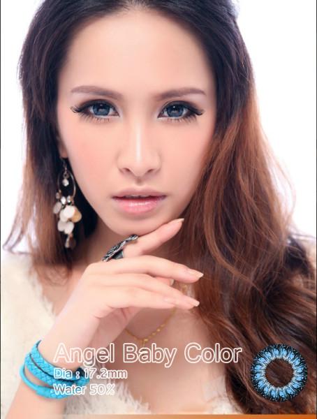 softlen angel baby blue