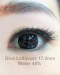 softlens diva lollipops black