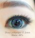 softlens diva lollipops gray