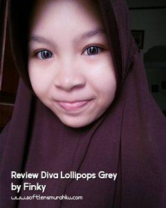 review diva lollipops grey sis finky 2