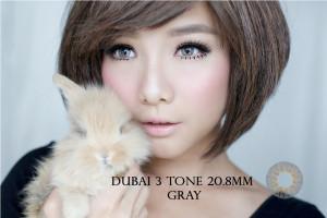 Softlens DUBAI 3 Tone 20.8mm
