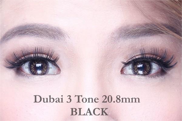 softlens dubai 3 tone black
