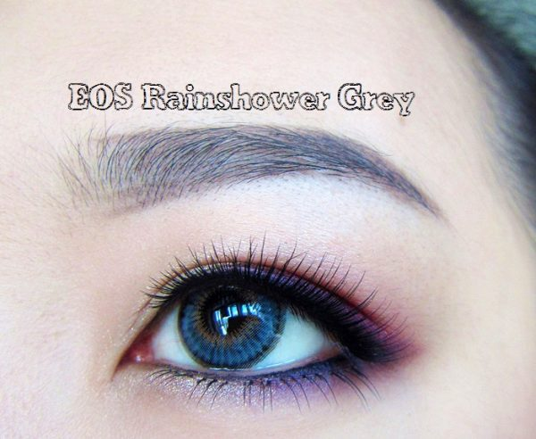 eos rainshower gray details