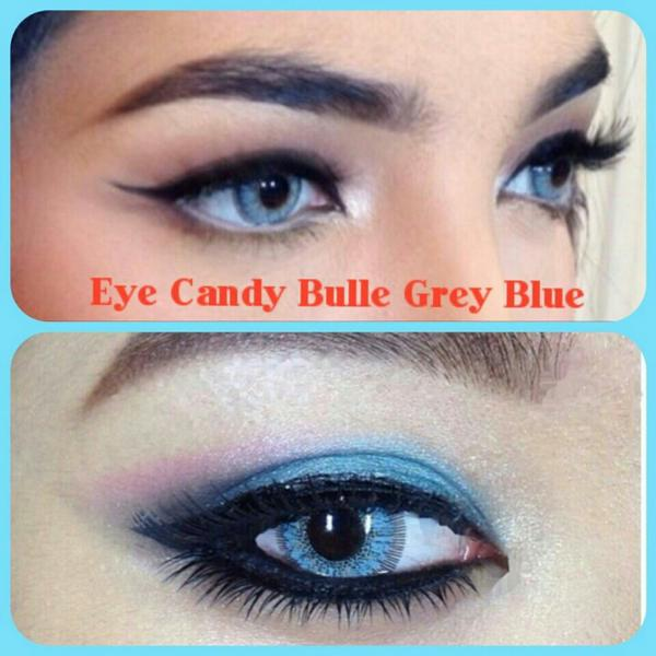 softlens eye candy bulle bluegrey