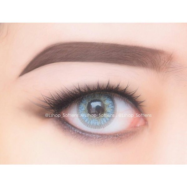 eye candy bulle bluegrey softlens